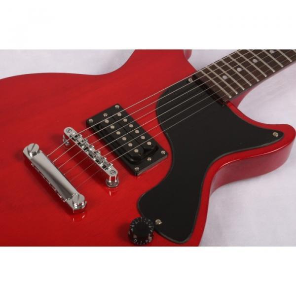 Custom LP  Billie Joe Armstrong Signature Red Junior Electric Guitar