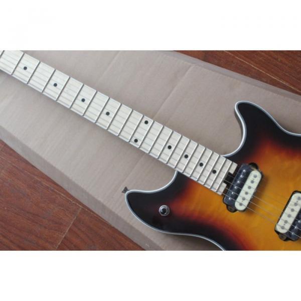 Custom EVH Shop Vintage Sunburst Floyd Electric Guitar