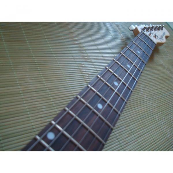 Custom Fender Vintage Fhole Electric Guitar