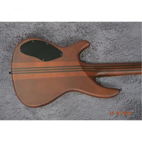 Custom Built Mayones Flame Maple Blue Teal 6 String Electric Guitar