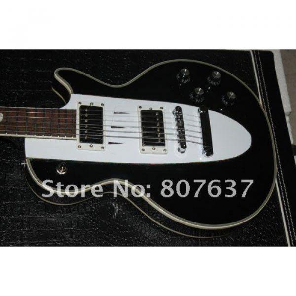 Custom 1995 LP 1960 Corvette Black Electric Guitar
