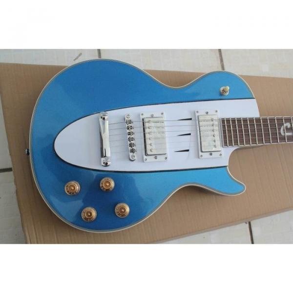 1995 LP 1960 Corvette Custom Shop Blue Electric Guitar
