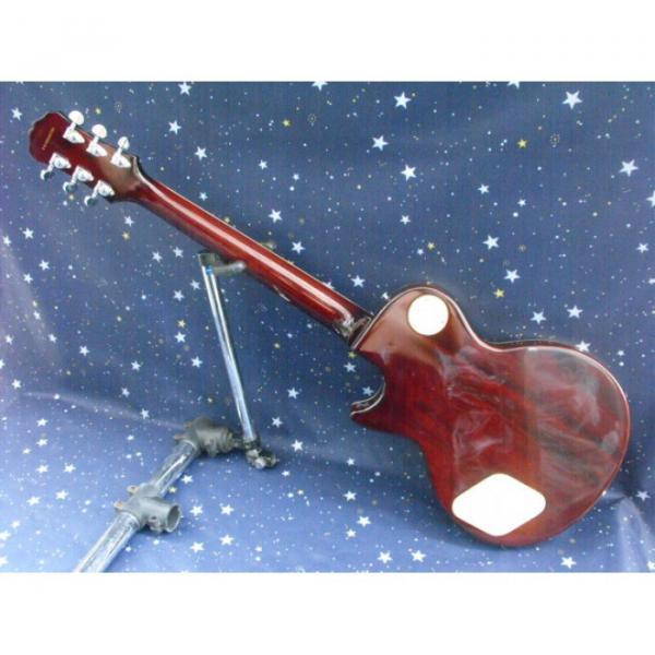 Custom Shop Iced Tea VOS Epi LP Electric Guitar