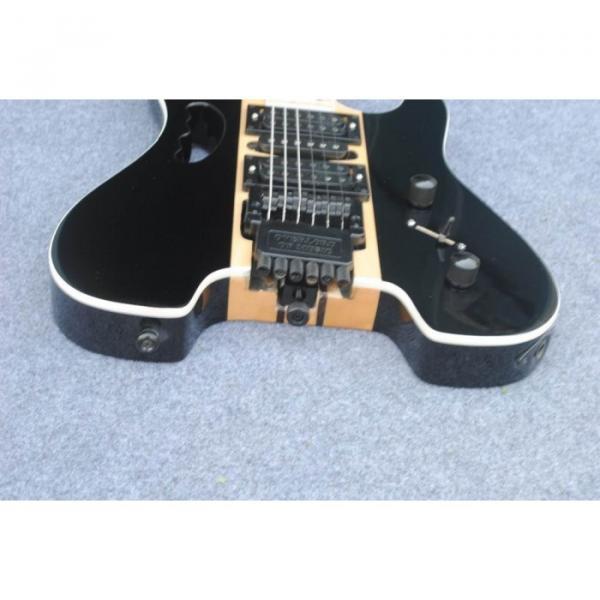 Custom Shop Black Steinberger Electric Guitar