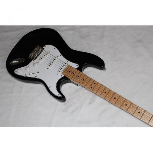 Custom Shop Fender Eric Clapton Stratocaster Blackie Guitar