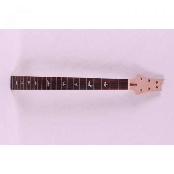 Custom Build Paul Reed Smith Unfinished Builder Guitar Neck Bolt On 22 Frets