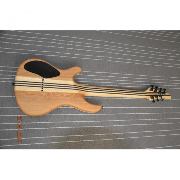 Custom Built Regius 7 String Burgundy Duvell Bolt On Mayones Guitar
