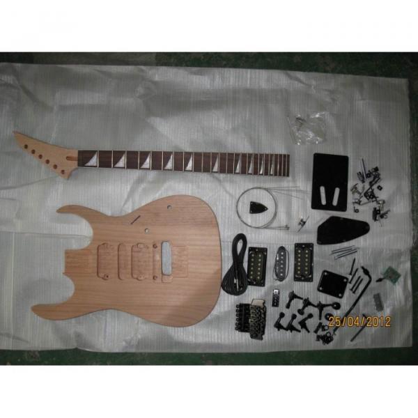 Custom Shop Unfinished Jackson Guitar Kit