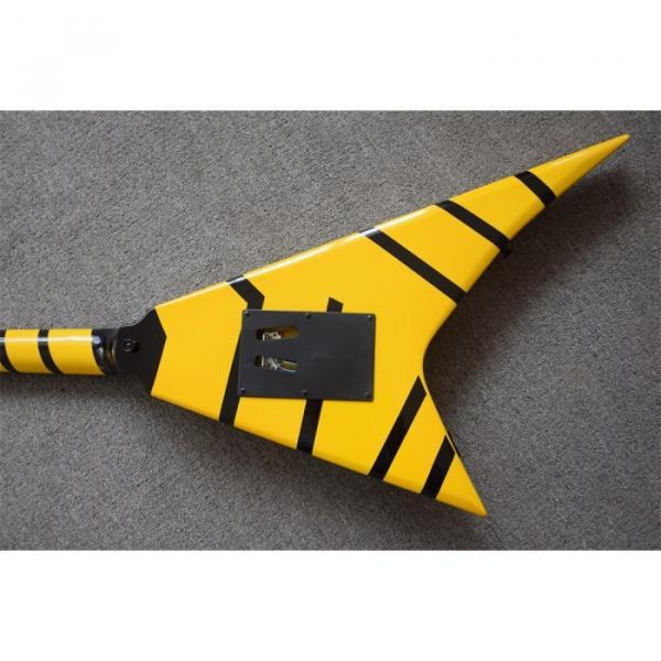 Custom Shop Jackson Charvel Flying V Stryper Signature Guitar
