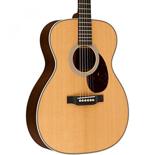 Martin Custom OM-28 with VTS Acoustic Guitar Natural