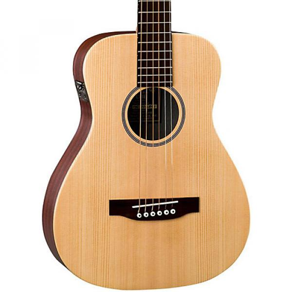 Martin X Series LX1E Little Martin Acoustic-Electric Guitar Natural