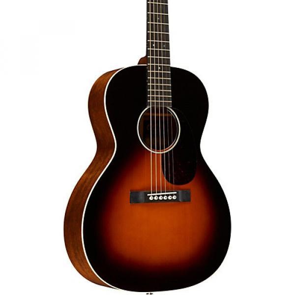 Martin Custom CEO-7E Grand Concert Acoustic Electric Guitar Natural