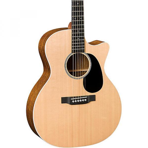 Martin GPCRSG Grand Performance Acoustic-Electric Guitar Natural