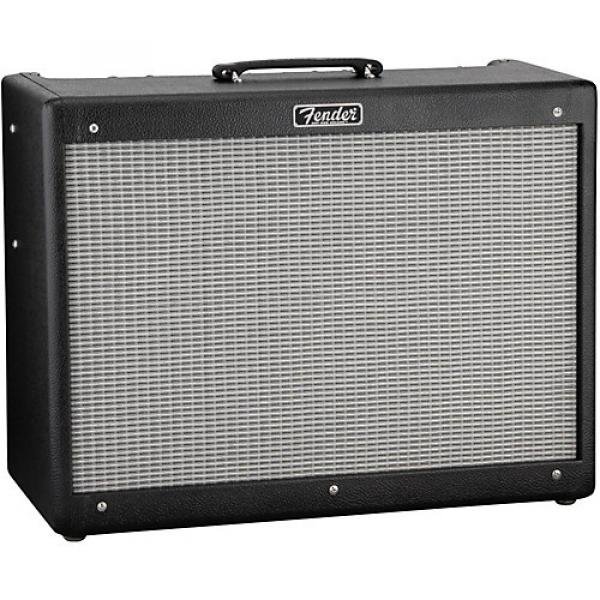 Fender Hot Rod Deluxe III 40W 1x12 Tube Guitar Combo Amp Black
