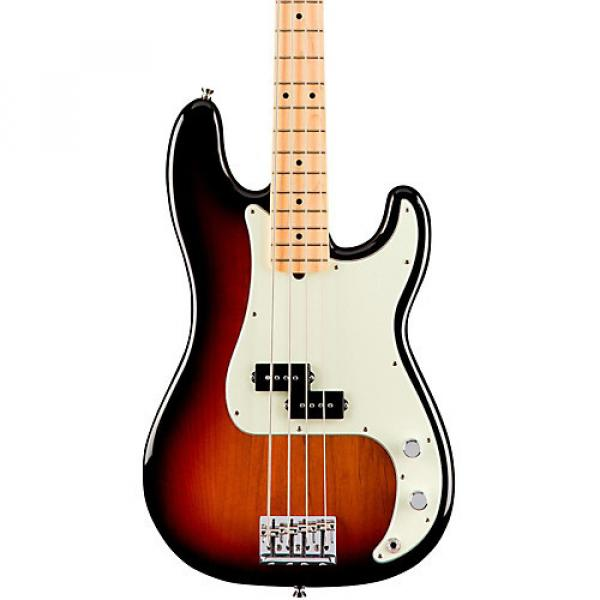 Fender American Professional Precision Bass Maple Fingerboard 3-Color Sunburst