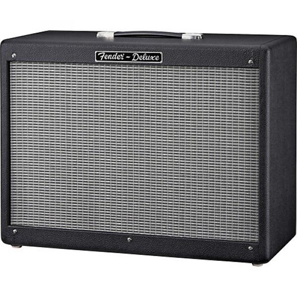 Fender Hot Rod Deluxe 112 80W 1x12 Guitar Extension Cab Black Straight