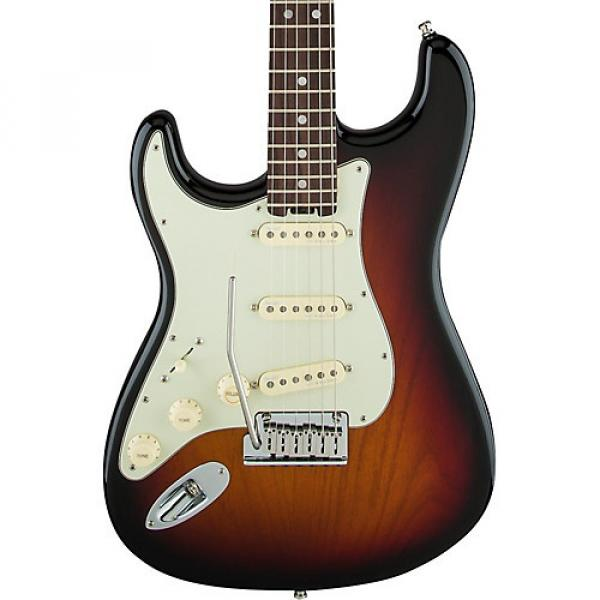 Fender American Elite Rosewood Stratocaster Left-Handed Electric Guitar 3-Color Sunburst