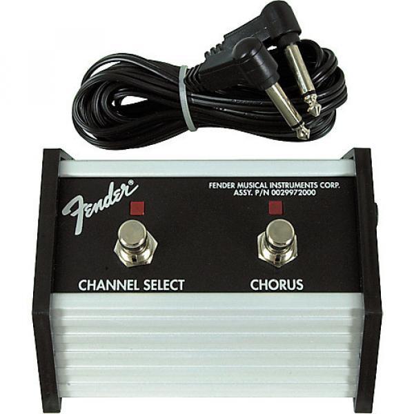 Fender 2-Button Channel/Chorus Footswitch