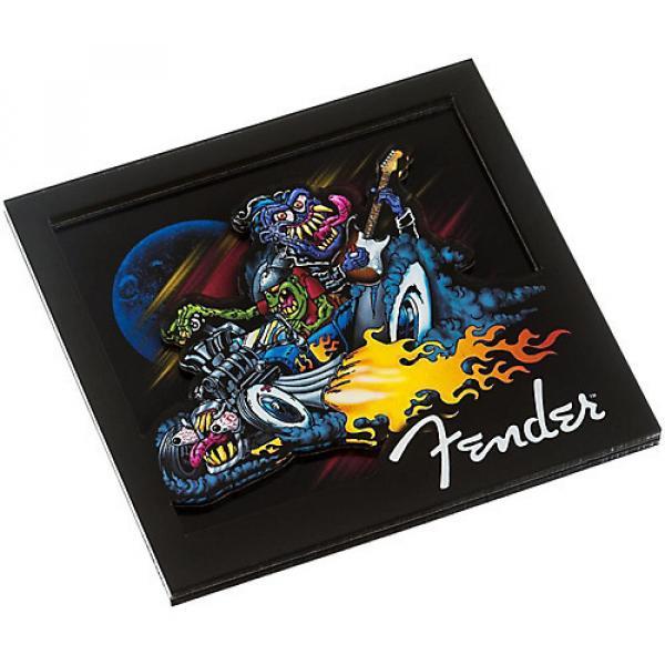 Fender Rockabilly Magnet