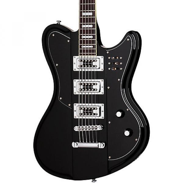 Schecter Guitar Research Ultra-VI Electric Bass Guitar Black