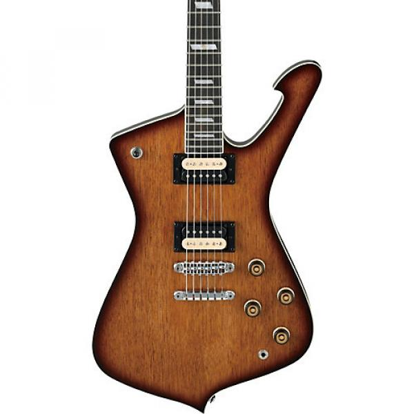 Ibanez Iceman IC520 Electric Guitar Vintage Brown Sunburst