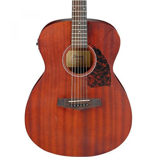 Ibanez PC12MHEOPN Mahogany Grand Concert Acoustic-Electric Guitar Natural
