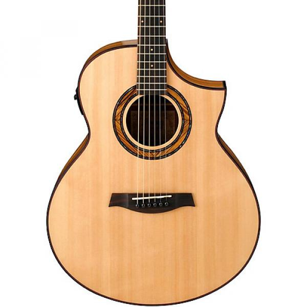 Ibanez Exotic Wood AEW23ZW-NT  Acoustic-Electric Guitar Natural