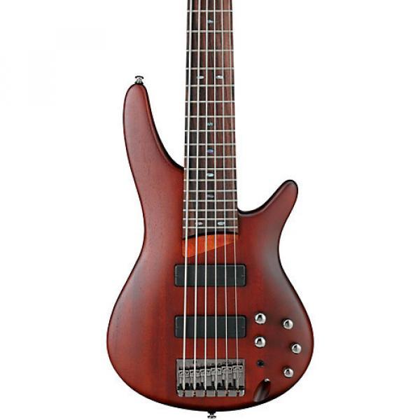 Ibanez SR506 Soundgear 6-String Brown Mahogany Rosewood Fretboard