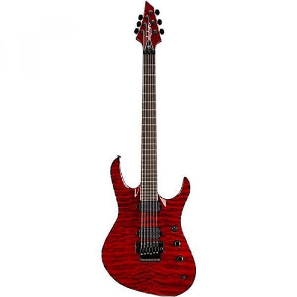 Jackson Jackson Chris Broderick Soloist electric guitar Transparent Red Ebony Fingerboard