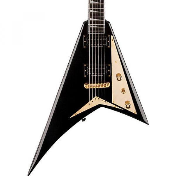 Jackson RRT-5 Rhoads Pro Series Electric Guitar Gloss Black Ebony