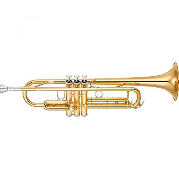 Yamaha YTR-4335GII Intermediate Bb Trumpet Bb Trumpet Silver