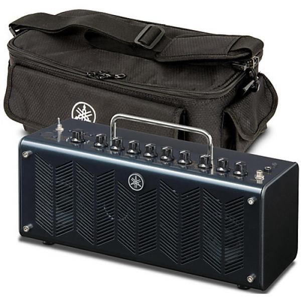 Yamaha THR10C Battery Powered Amp Head with Amp Bag Black