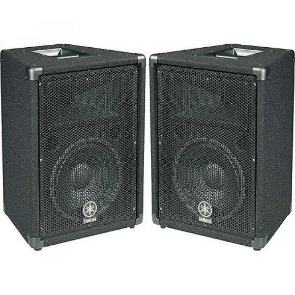 "Yamaha BR10 10"" 2-Way Cabinet Pair"