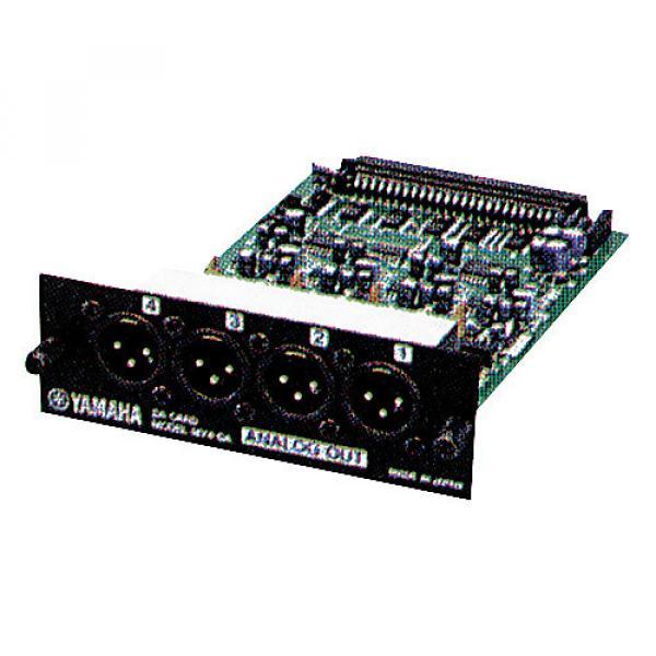 Yamaha MY4DA Channel Output Analog Card