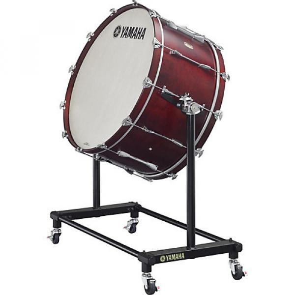 Yamaha 7000 Series Intermediate Concert Bass Drum 32 x 16 in. 12 one-piece lugs