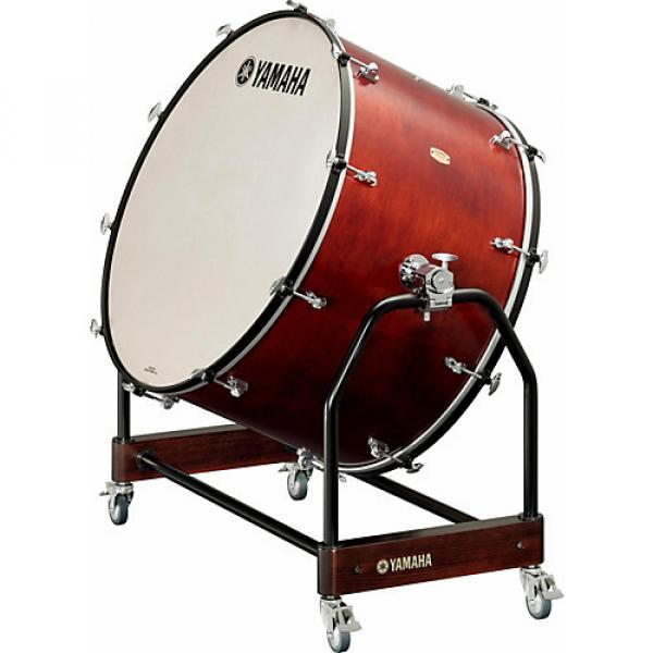Yamaha 9000 Series Intermediate Concert Bass Drum 36 x 22 in. with BS-9036 Tiltable Stand and Cover