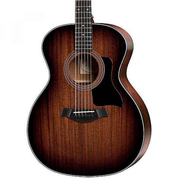 Chaylor 300 Series 324-SEB Grand Auditorium Acoustic Guitar Shaded Edge Burst