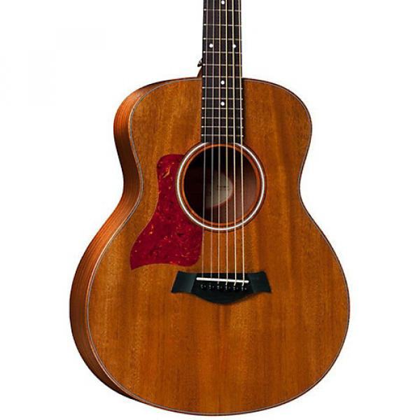 Chaylor GS Mini Mahogany Left-Handed Acoustic Guitar Natural