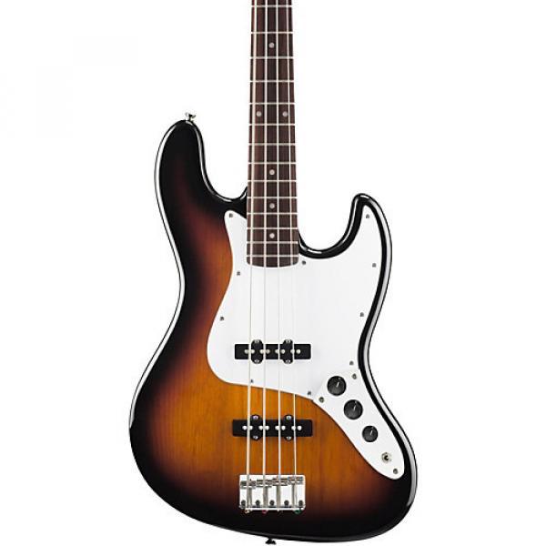Squier Affinity Series Jazz Bass Electric Bass Guitar Brown Sunburst