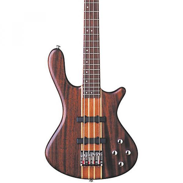 Washburn Taurus T24 Neck-Thru Electric Bass Guitar Natural Mahogany