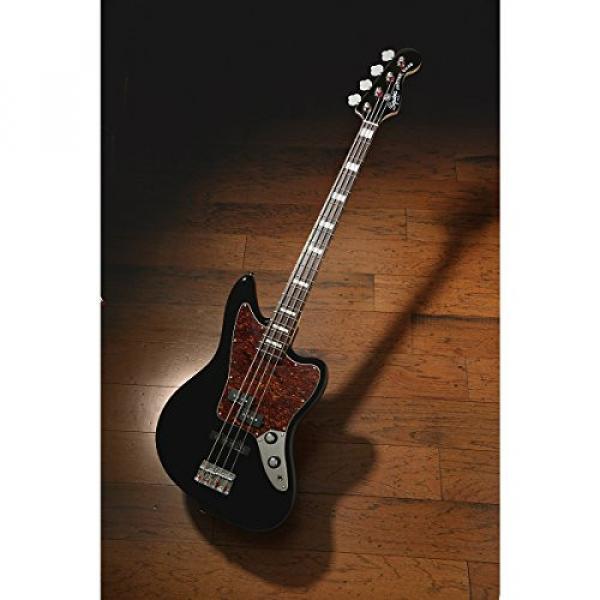 Squier Vintage Modified Jaguar Bass, Black