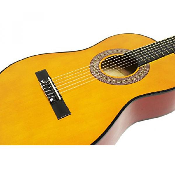 """Martin Smith W-560-N Classical Guitar 3/4 Size 36"""" for Children, Natural"""