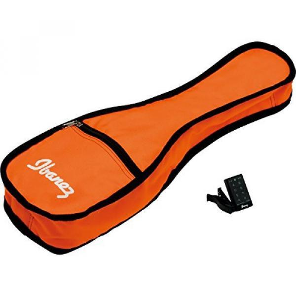Ibanez IUKS5 Ukulele Pack with Bag & Accessories Natural