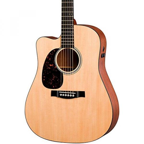 Martin Performing Artist Series DCPA4 Dreadnought Left-Handed Acoustic-Electric Guitar Natural