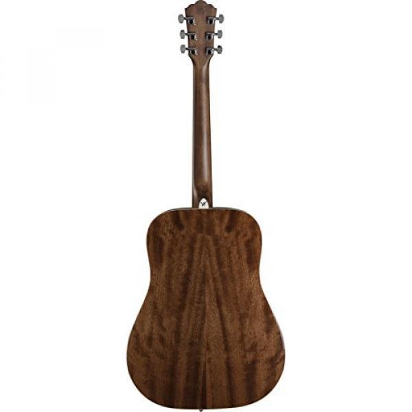 Washburn Heritage 10 Series HD10SLH Left-Handed Acoustic Guitar Natural