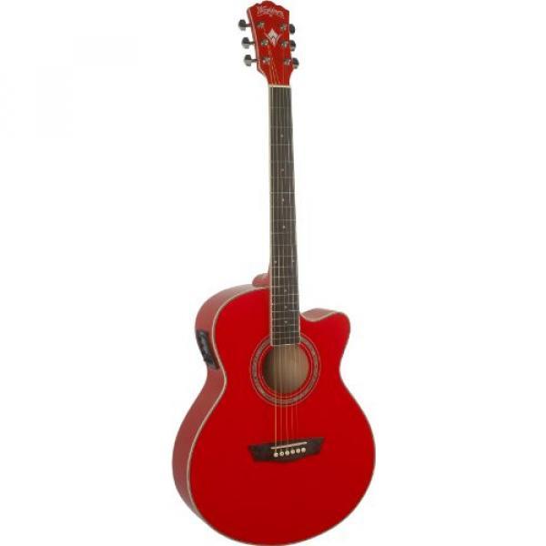Wahsburn Festival Series EA12R Acoustic Guitar