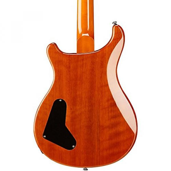 PRS SE Custom 22 Semi-hollow - Orange