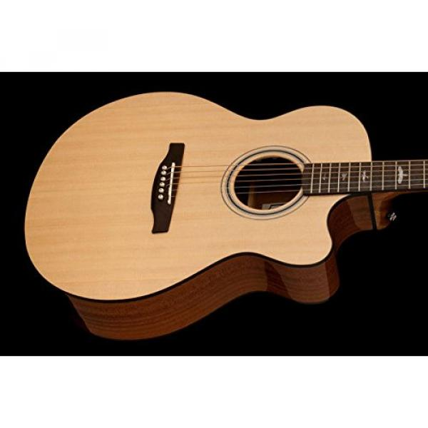 PRS SE A20E Natural Acoustic Electric Guitar with Accessory Kit and Hard Case