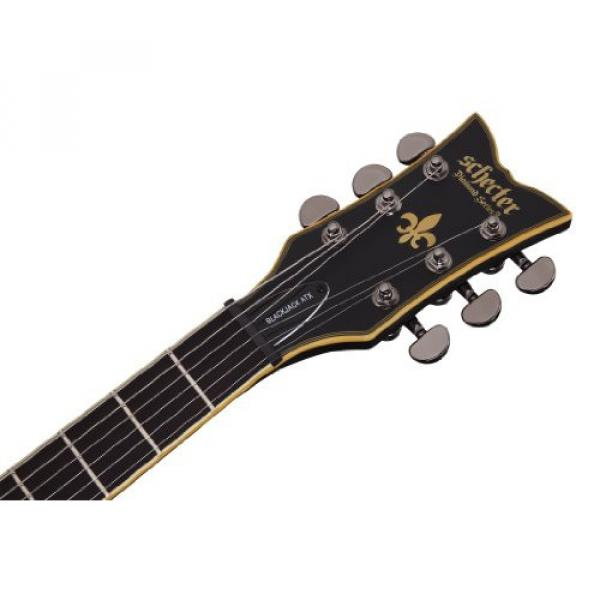 Schecter 388 Blackjack Atx SOLO-II ABSN Electric Guitars