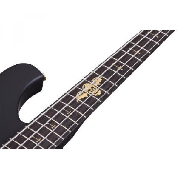 Schecter 213 4-String Johnny Christ Signature Artist Series Bass Guitar